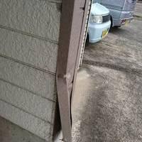 上越市N様/車庫の外壁補修のサムネイル
