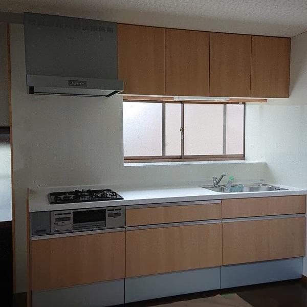 上越市N様/キッチン入れ替え工事のサムネイル